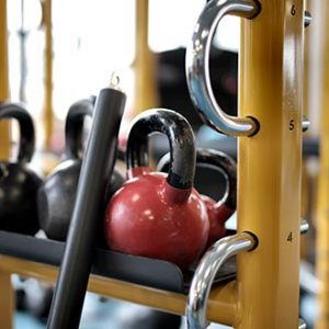 Sanitising and cleaning products for gyms and health clubs