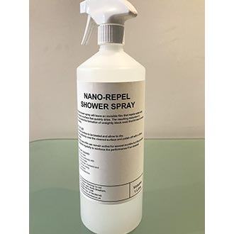 Nano Repel Shower Spray by Natural Solutions Cleaning co.